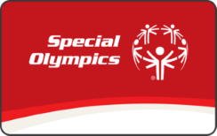 Special Olympics Donation