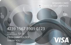Visa Reward CAD